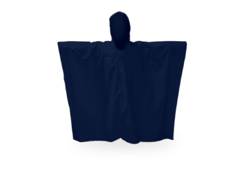 Impermeable Capamanga Azul