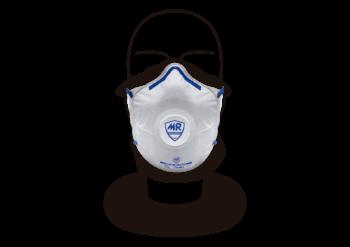 Respirador para Polvo N95 con Valvula