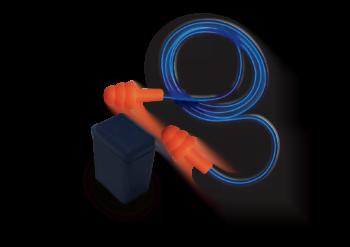 Tapon Auditivo Reusable con Cordon